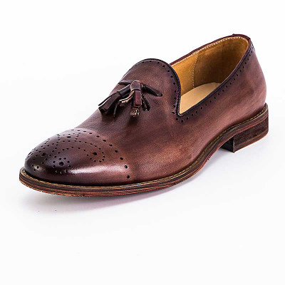 Slip on loafers shoes for men