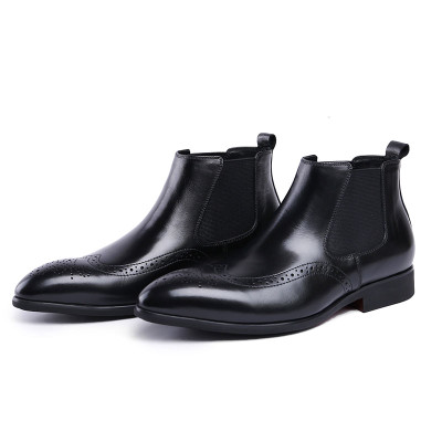Casual Chelsea boots for men