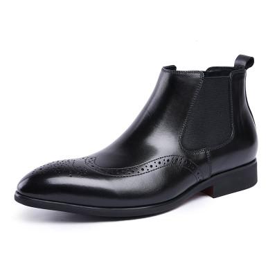 Vintage Chelsea boots for men