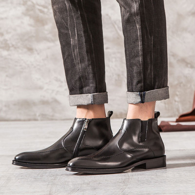 Fashion Chelsea boots for men