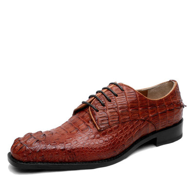 db98fd5dc9 Crocodile Leather Mens Shoes. Expensive ...