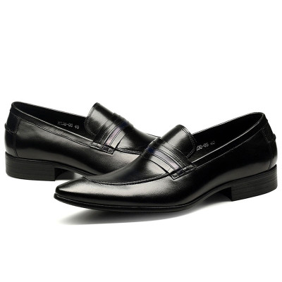 Quality Mens Shoes dress black