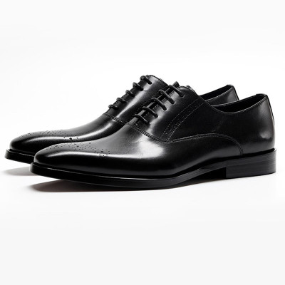 Black oxfords shos for men