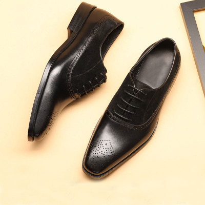 Mens fashion shoes black