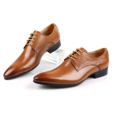 Extra Save $60 Cupon Code: CNEW50  Men Lace Up Dress Shoes