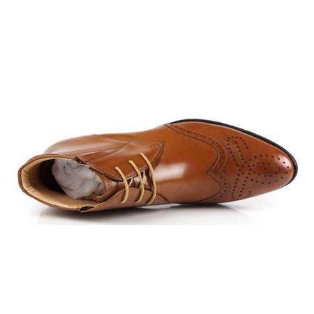 3a19017ed18 GRIMENTIN fashionable boots men