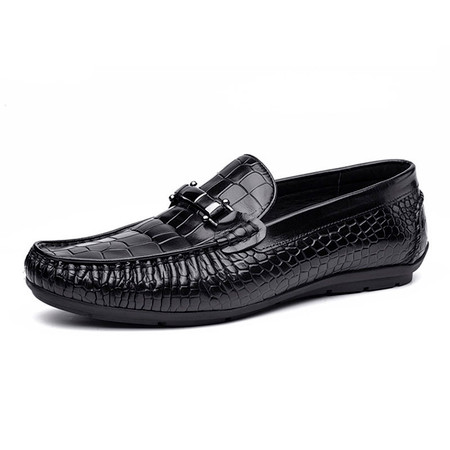 mens designer loafers  business casual shoes for men