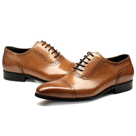856d8ad189 Mens Designer Leather Oxfords Shoes