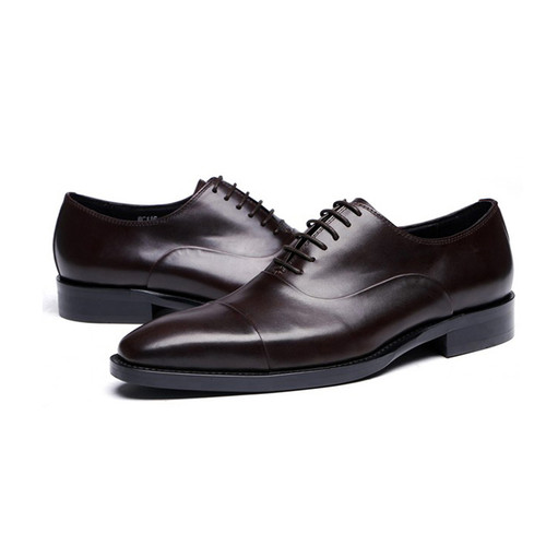 Best Dress Shoes Cap Toe Oxford