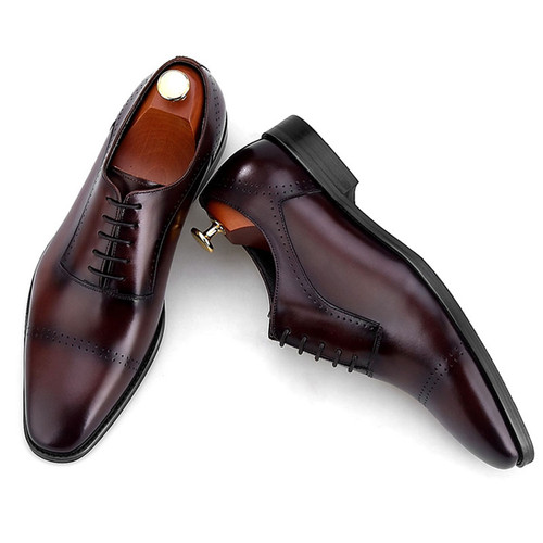 Fashion dress shoes for men