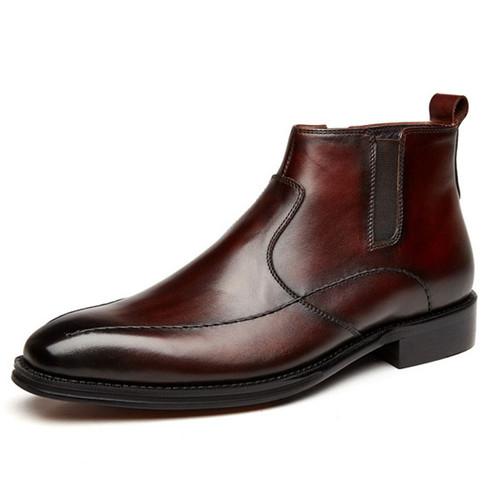 Luxury Chelsea boots for men