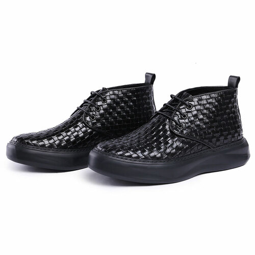 Casual dress boots for men