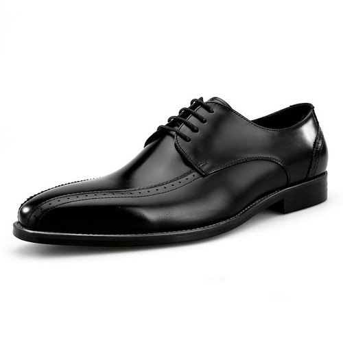 Extra Save $60 Cupon Code: CNEW50 Black Fashion Men Luxury Shoes Size:8