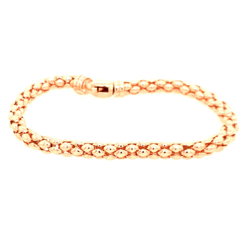 Just Jane Rose Gold Plated Bracelet