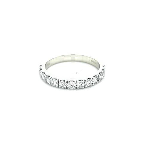 Platinum 0.75ct Claw Set Diamond Wedding Ring diamond ring engagement ring belfast wedding ring eternity ring diamond jewellery