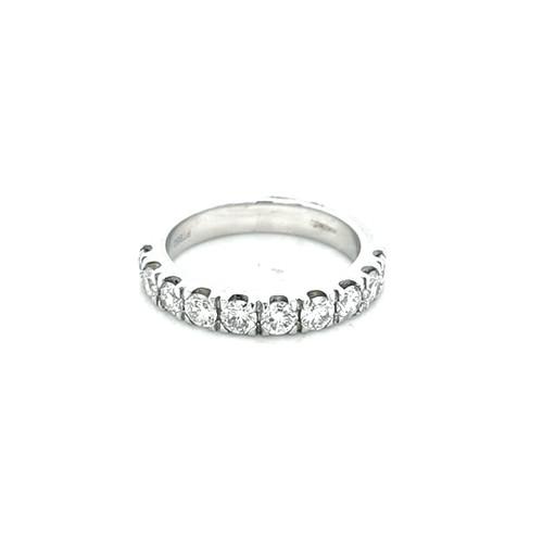 1 carat claw set diamond eternity ring belfast murray co