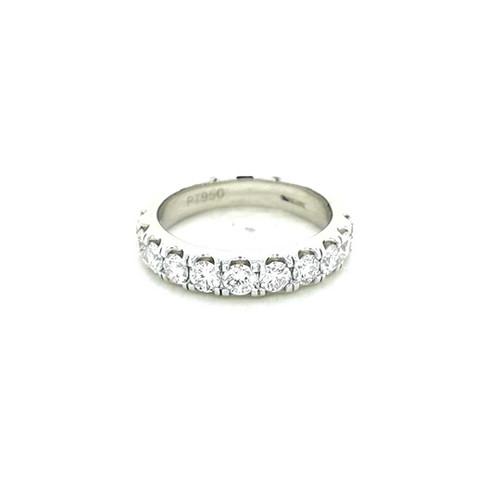 Platinum 1.00ct Diamond Wedding Ring diamond ring engagement ring belfast wedding ring eternity ring diamond jewellery