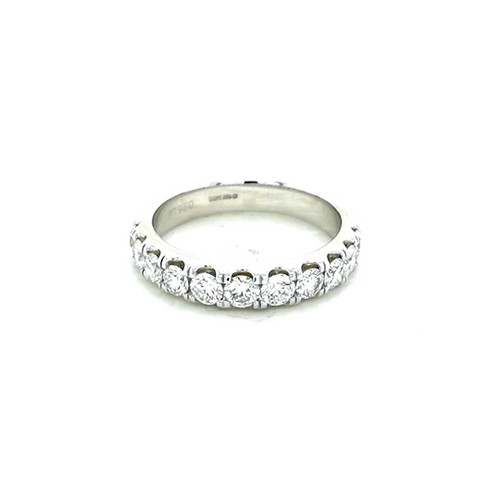 Platinum 1.00ct Claw Set Diamond Wedding Ring diamond ring engagement ring belfast wedding ring eternity ring diamond jewellery