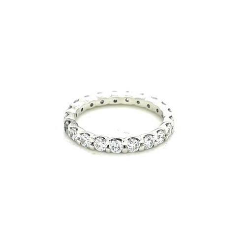 Platinum 1.50ct Diamond Set Eternity Ring diamond ring engagement ring belfast wedding ring eternity ring diamond jewellery