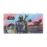 Limited Edition! Only 1200 in the Series.  Star Wars The Mandalorian Candy Tackle Box