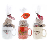 Hershey's and Reese's Mug and Plush Gift Sets