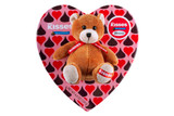Hershey's Kisses Heart Box with Plush