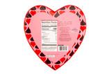 Hershey's Kisses Heart Box with Plush