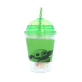 Mandalorian The Child Dome Tumbler with Candy