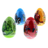 Marvel Avengers And Spiderman Jumbo Egg