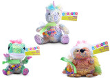 Galerie Crazy Hair Plush with Jelly Beans