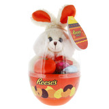 Reese's Easter Egg Dish with Plush