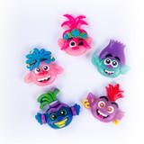 Trolls Gummy Finger Puppets (3 Pack)