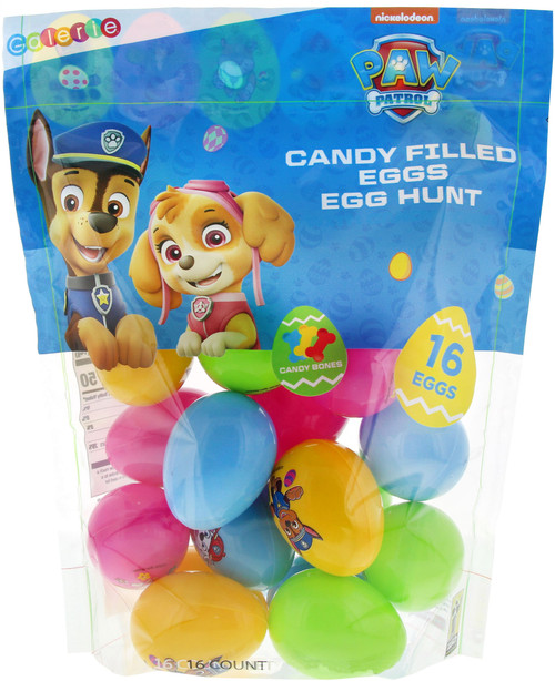 Paw Patrol Prefilled Easter Egg Hunt