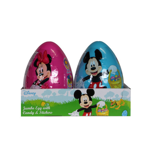 Mickey or Minnie Jumbo Egg