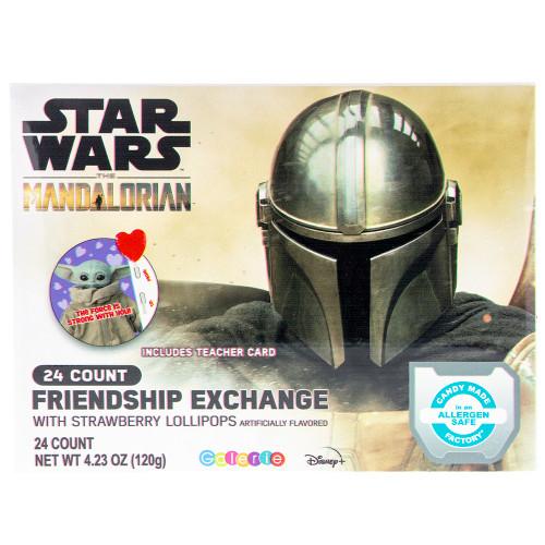 Star Wars Mandalorian Valentine's Friendship Exchange
