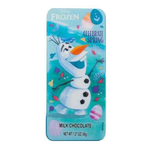 Frozen Tin with Chocolates