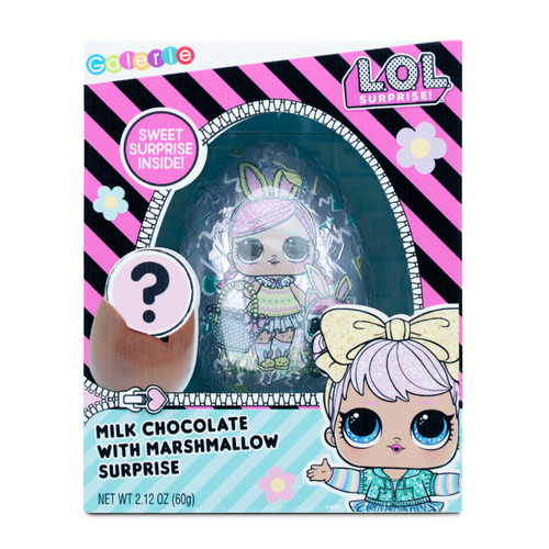 L.O.L. Surprise! Chocolate Bomb with Marshmallow
