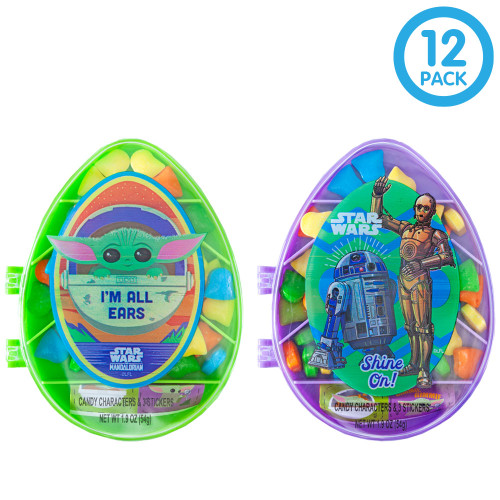 Star Wars Candy Container Party Pack