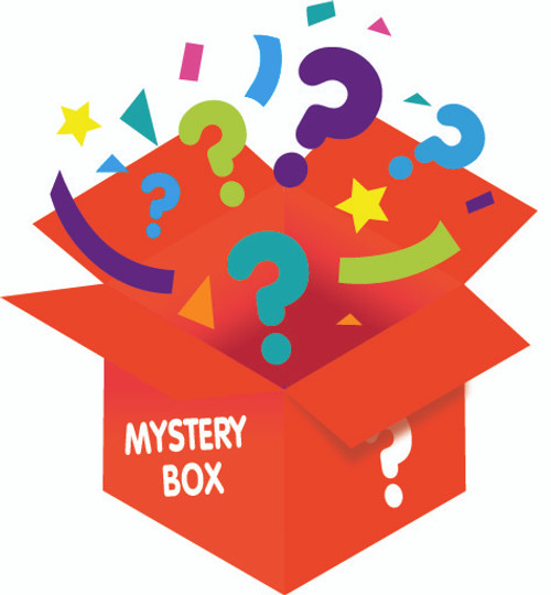 Mystery Box from Galerie Candy & Gifts filled with unknown Hershey's, Reese's or Kisses Candy and Giftable surprises. Treat your chocolate lover to a box full of fun! $60 Value