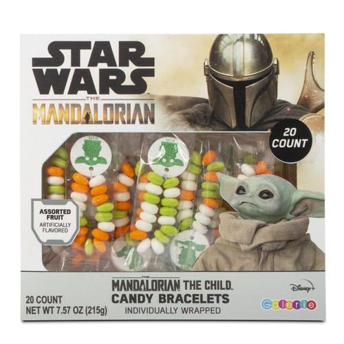 Mandalorian Star Wars Trick or Treat Bracelets