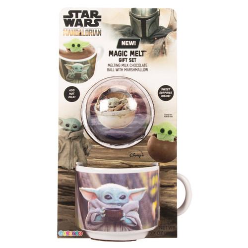 "Star Wars Mandalorian ""Grogu"" Chocolate Bomb Gift Set"
