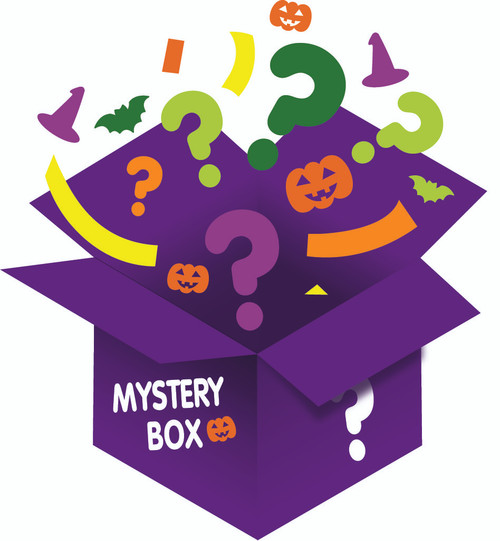 Halloween Mystery Candy and Gifts Box ($60 Value)