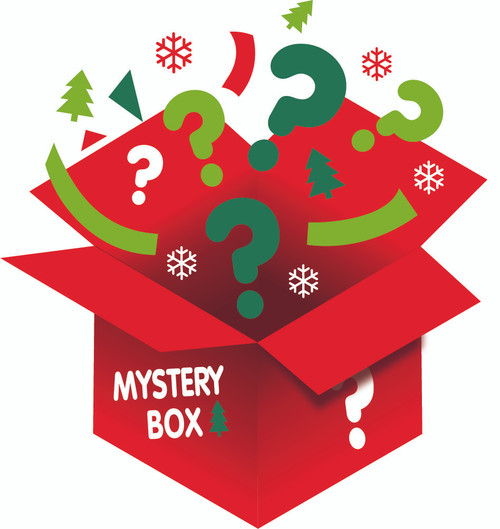 Christmas Mystery Candy and Gifts Box ($60 Value)