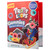 This game box comes with games stickers and froot loop gummies