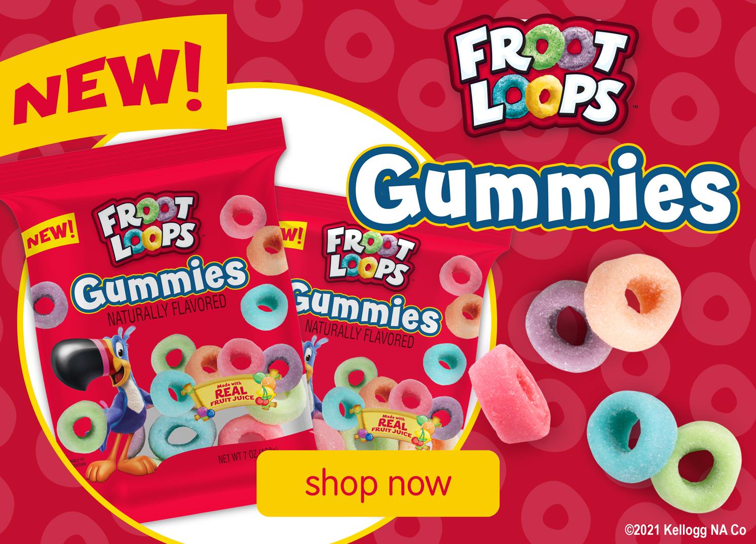 Froot Loops Gummies