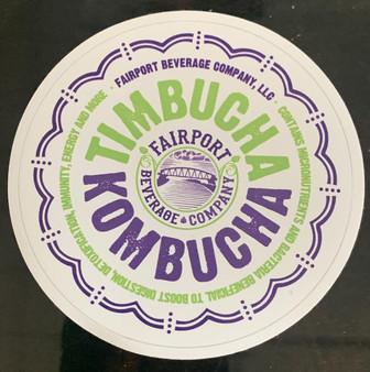Timbucha Timbucha Sticker