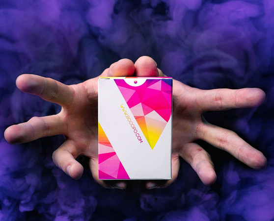 Limited edition RED Art of Cardistry