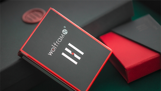Wolfram V1 Playing Cards - Limited Edition