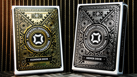 Mechanic Metallic Deck Set - Limited Edition