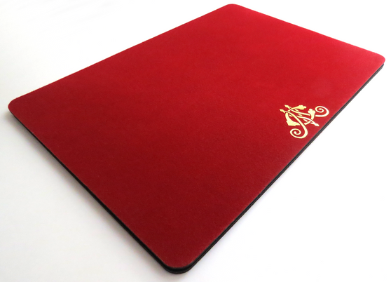 Deluxe Customized Close-up Pad